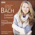 C.P.E. Bach, J.C. Bach, J.S. Bach: Keyboard Concertos