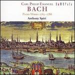 C.P.E. Bach: Piano Works, 1765-1786