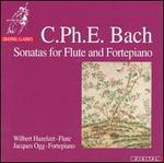 C.P.E. Bach: Sonatas for Flute & Fortepiano