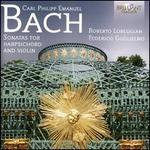 C.P.E. Bach: Sonatas for Harpsichord and Violin