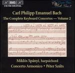 C.P.E. Bach: The Complete Keyboard Concertos, Vol. 2