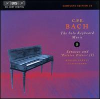 C.P.E. Bach: The Solo Keyboard Music, Vol. 8 - Miklós Spányi (clavichord)