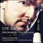 C.P.E. Bach: Trio Sonatas; Flute Concertos