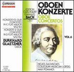 C.P.E. Bach, Vol. 6: Oboe Concertos