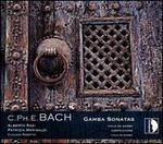 C.Ph.E. Bach: Gamba Sonatas