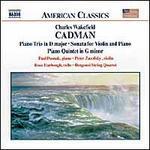 Cadman: Chamber Music