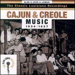 Cajun and Creole Music, Vol. 1: 1934/1937