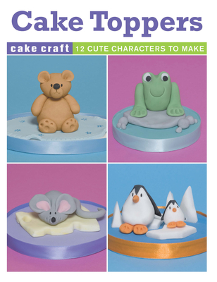 Cake Toppers - Pickard, Ann