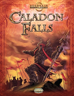 Caladon Falls - Beaver, Vickey A, and Dean, Steve, and Lyon, Curtis