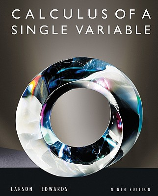 Calculus of a Single Variable - Larson, Ron, Professor
