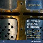 Caldara: La Conversione di Clodoveo, Ré di Francia