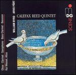 Calefax Reed Quintet Plays William Byrd & Arvo Pärt