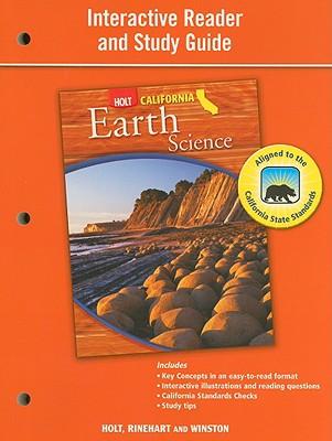 california holt earth science interactive reader and study guide rh alibris com holt california life science study guide b answers Holt Life Science 7th Grade