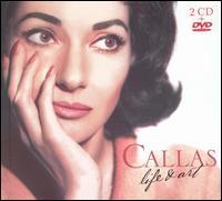Callas: Life & Art [includes DVD] - Anna Maria Canali (mezzo-soprano); Aurora Cattelani (mezzo-soprano); Carlo Forti (bass); Giuseppe di Stefano (tenor);...