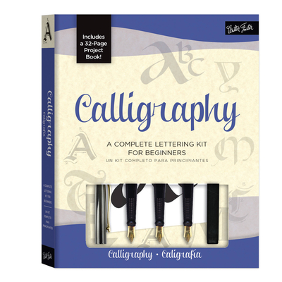9781600584060 Calligraphy Kit A Complete Lettering Kit