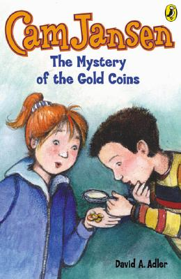 CAM Jansen: The Mystery of the Gold Coins #5 - Adler, David A