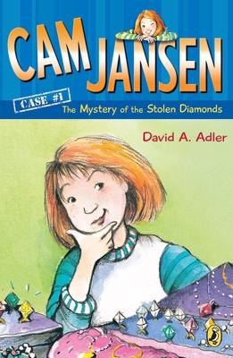 CAM Jansen: The Mystery of the Stolen Diamonds #1 - Adler, David A