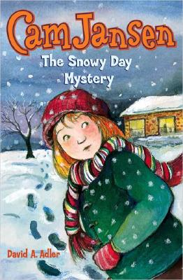 CAM Jansen: The Snowy Day Mystery #24 - Adler, David A