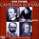 Camerata Roman Sweden Tour