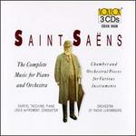 Camille Saint-Sa�ns: Chamber & Orchestral Pieces For Various Instruments