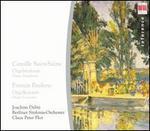 Camille Saint-Saëns: Organ Symphony; Poulenc: Organ Concerto