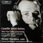 Camille Saint-Saëns: The Two Cello Concertos; Romance for cello & orchestra; Symphony in A major