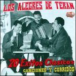 Canciones y Corridos: 20 Exitos Clasicos