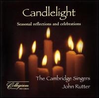 Candlelight: Seasonal Reflections and Celebrations - Andrew Nicholson (flute); Ben Breakwell (tenor); Clare Wilkinson (alto); Elin Manahan Thomas (soprano);...