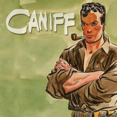 Caniff: A Visual Biography - Mullaney, Dean