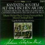 Cantatas from the Archive of Early Bachs
