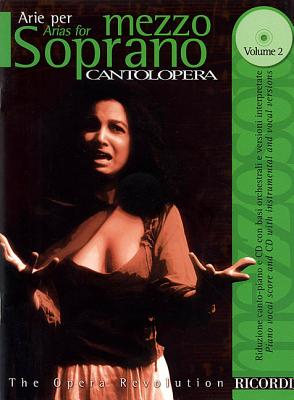 Cantolopera: Arias for Mezzo-Soprano - Volume 2: Cantolopera Collection - Hal Leonard Corp (Creator)