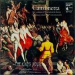Canzonetta: 16c. Canzoni & Instrumental Dances