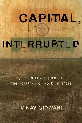 Capital, Interrupted: Agrarian Development and the Politics of Work in India - Gidwani, Vinay