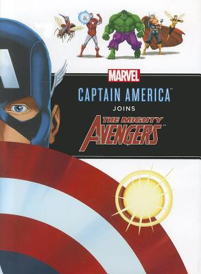 Captain America Joins the Mighty Avengers - Thomas, Rich (Adapted by)