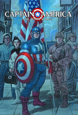 Captain America: Red, White & Blue - Lis, Andrew (Editor), and Yoshii, Lynn (Editor)