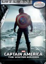 Captain America: The Winter Soldier [3D] [Blu-ray] [Digital Copy] [Steelbook] [Only @ Best Buy]