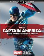 Captain America: The Winter Soldier [Includes Digital Copy] [Blu-ray]