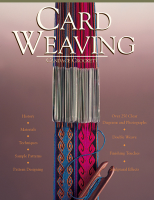 Card Weaving - Crockett, Candace