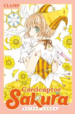 Cardcaptor Sakura: Clear Card 4 - Clamp