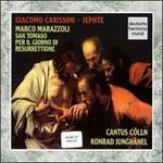 Carissimi/Marazzoli: Römische Oratorien