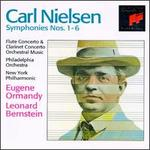 Carl Nielsen: Symphonies Nos. 1-6; Flute & Clarinet Concertos; Orchestral Music