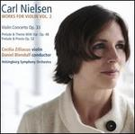 Carl Nielsen: Works for Violin, Vol. 2