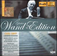 Carl Orff: Carmina Burana - Maria Venuti (soprano); Peter Binder (baritone); Ulf Kenklies (tenor); Hamburger Knabenchor (choir, chorus);...