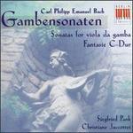 Carl Philipp Emanuel Bach: Gambensonaten