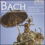 Carl Philipp Emanuel Bach: Hamburg Symphonies