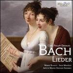 Carl Phlipp Emanuel Bach: Lieder