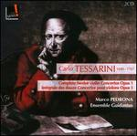 Carlo Tessarini: Complete Twelve Violin Concertos, Op. 1