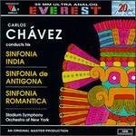 Carlos Chávez: Symphonies Nos. 1, 2, 4