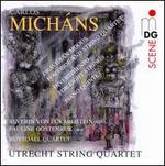 Carlos Micháns: Dravidian Moods; Divertimento; Piano Quintet
