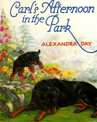 Carl's Afternoon in the Park -